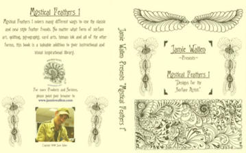 Mystical Feathers 1 DVD by Jamie Wallen